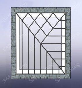 Изготовление кованых решеток