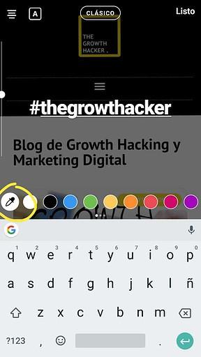 Hack Instagram Stories Hashtag