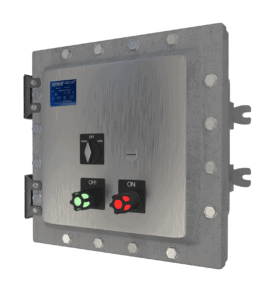 Explosion-Proof Lighting Contactor by Spike Electric