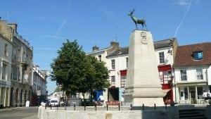 Parliament Square, Hertford