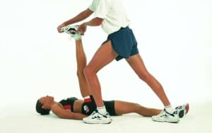PNF Stretching - Passive Stretch