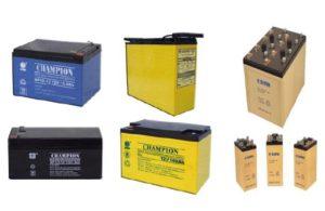 Lithium Iron Phosphate Battery (LiFePO4)