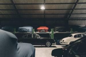 Car Storage at Auto Classica Storage
