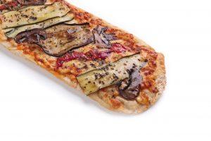 Pizza lunga campesina | di Paolo