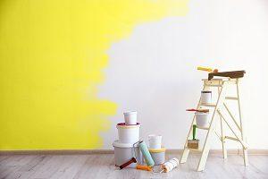 Tipp zum Bau berät Sie, wenn Sie sich für mehr Innenfarbe in Ihrem Wohnraum entscheiden.