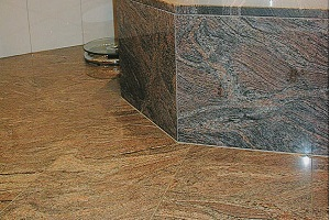 Tipp zum Bau erklärt, wie Ihr Granit neuen Glanz erhält.