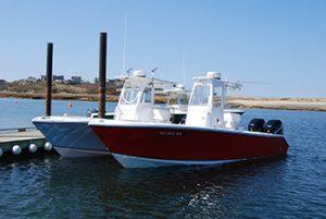 2 Charter Boats