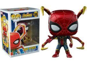 Funko Pop Iron Spiderman