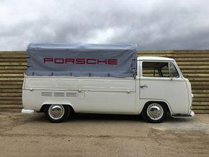 Classic VW Pick up | Auto Classica Storage Classic VW camper storage