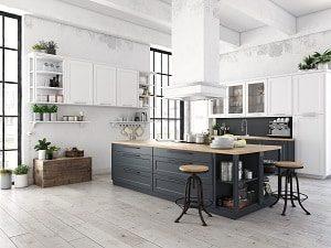Sehen Sie bei Tipp zum Bau, wie eine Kücheninsel Ihre Küche komplett verändern kann.