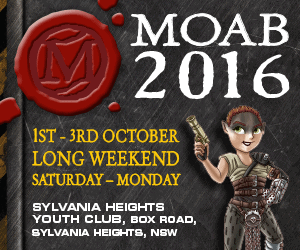 Ex Manus Studios will be attending MOAB 2016