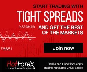tight spreads hotforex ad