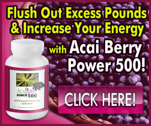 Get Acai in Egypt Weight Loss