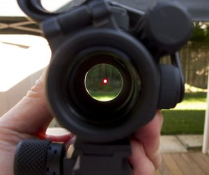 Aimpoint PRO Reticle