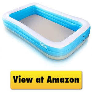toddler inflatable pool
