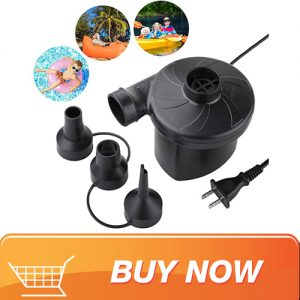 Deyace Electric Pump To Blow Up Pool Floats