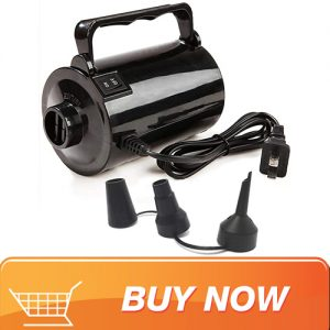 Electric Air Pump for Inflatable Pool