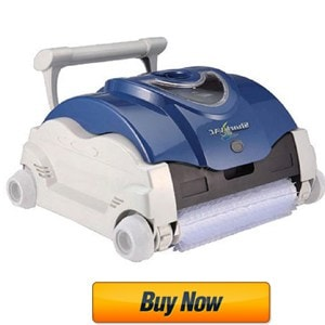 battery operated pool cleaner