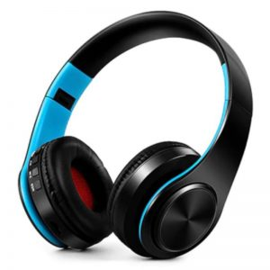 Casti Bluetooth NBY LP660 pliabile, ajustabile