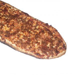 Pizza lunga barbacoa | di Paolo pizzas artesanas
