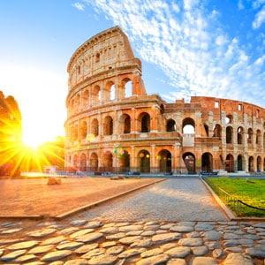 FESTIVAL OF PEACE - Rome & Castelli Romani