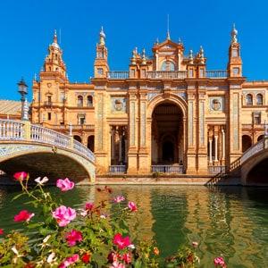 concert tour of Cordoba, Seville, and Granada