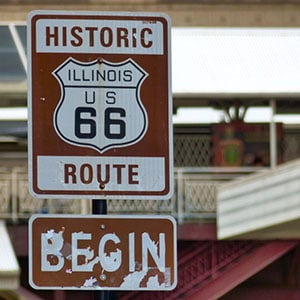 Chicago- Route 66