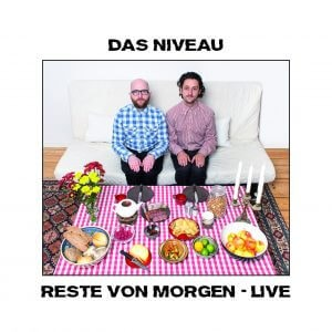 Das Niveau_Reste von Morgen_Live Album_Cover