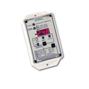 Solaire Laurentides - Bogart Trimetric TM-2030, Moniteur de batterie