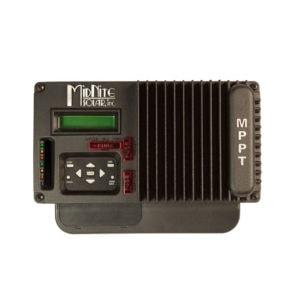 Solaire Laurentides - MidNite Kid MPPT, 30A, 150Vdc, banque de batterie 12, 24, 48Vdc