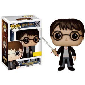Funko Pop Harry Potter con espada de Gryffindor