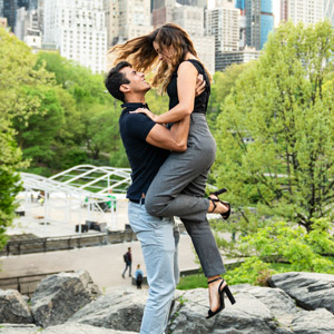 Couples Photographer in NYC