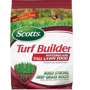 Scotts Turf Builder Winterguard Fall Lawn