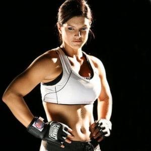 MMA Chick