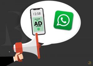 פרסומות או לא, whatsapp מתחילה גם להציג פרסומות!