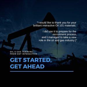 Oil and Gas Training Testimonial
