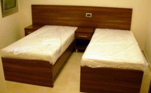 dva solo kreveta po meri
