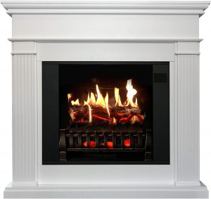 MagikFlame Electric Fireplace with