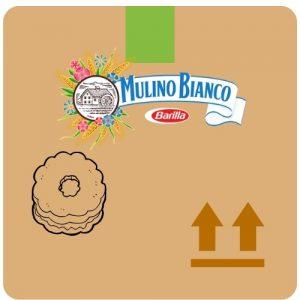 pacco Mulino Bianco Biscotti colazione e snack dolci