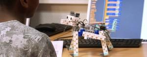 apprendre aux enfants la robotique