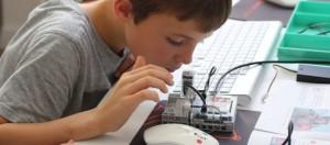 programmation d'un robot à l'école