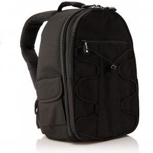 AmazonBasics Best Camera Backpack For Travel