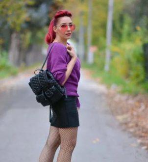 plecak damski szczecin outfit
