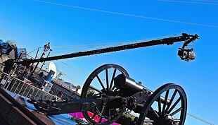 Jackson Square Cannon