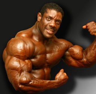 Look Like a Bodybuilder