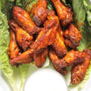featured Skinny Valentina Hot Wings
