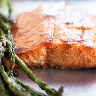 Bourbon Salmon