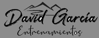 David Garcia ENTRENAMIENTOS