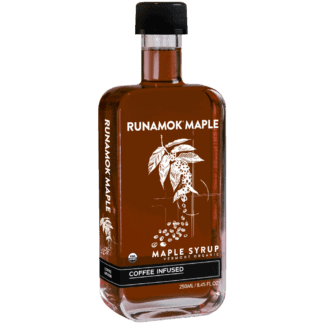 Coffee Infused Maple Syrup by Runamok Maple