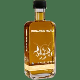 Jasmine Tea Infused Maple Syrup by Runamok Maple